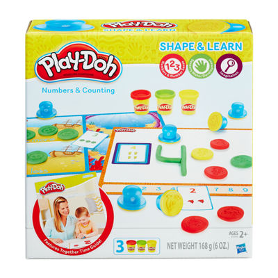 Play Doh Numbers And Counting Kids Dough