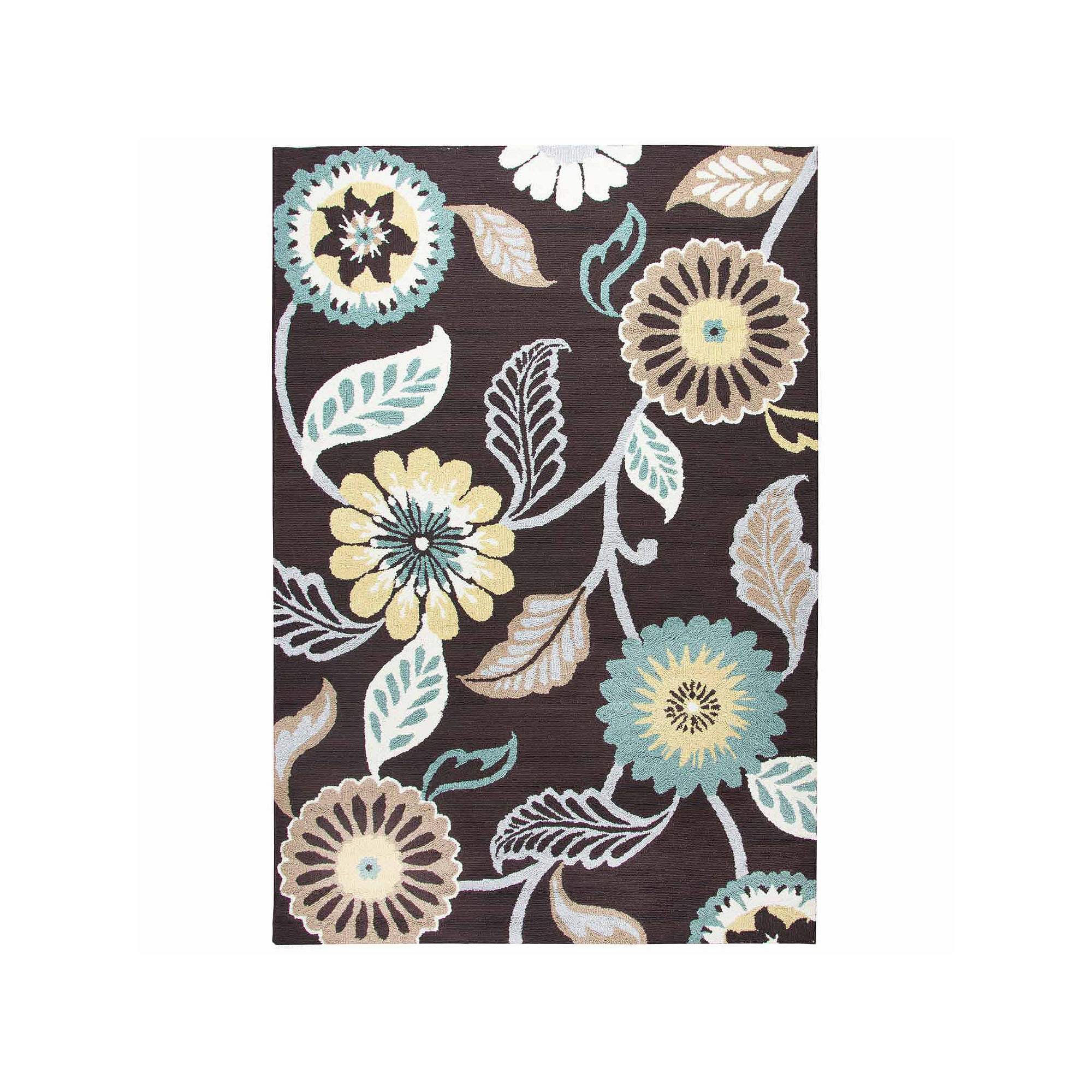 Rizzy Home Azzura Hill Collection Olivia Floral Rugs