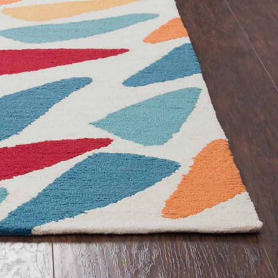 Rizzy Home Azzura Hill Collection Willow Geometric Rugs