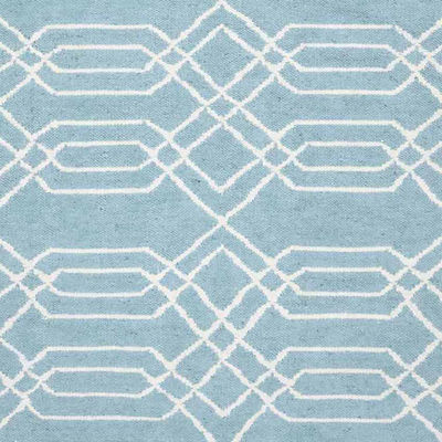 Rizzy Home Swing Collection Aubree Geometric Rectangular Rugs
