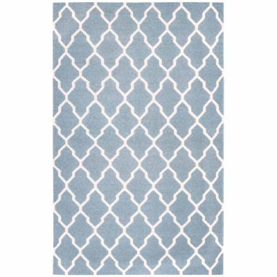 Rizzy Home Swing Collection Aurora Geometric Rectangular Rugs