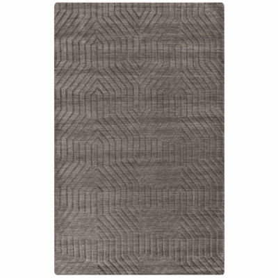 Rizzy Home Technique Collection Ashley Solid Rugs