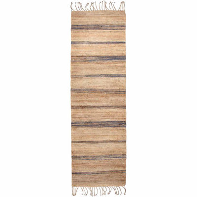 Rizzy Home Whittier Collection Sabrina Stripe Rectangular Rugs