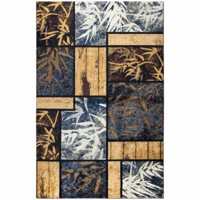 Rizzy Home Xceed Collection Briella Patchwork Rectangular Rugs