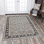 Rizzy Home Zenith Collection Gracelynn Oriental Rectangular Rugs