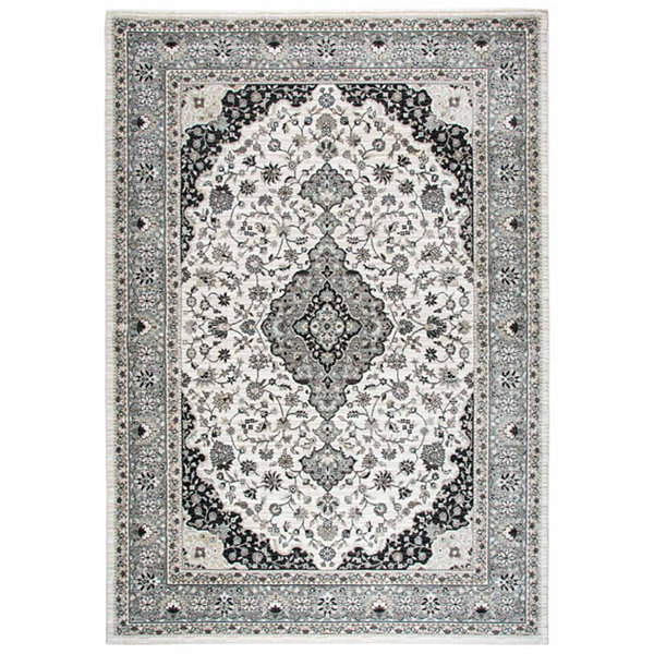 Rizzy Home Zenith Collection Khloe Medallion Rectangular Rugs