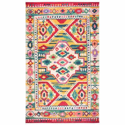 Rizzy Home Zingaro Collection Yaretzi Pattern Rectangular Rugs