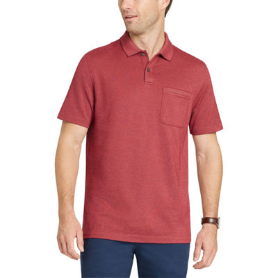 Van Heusen Short Sleeve Polo Shirt