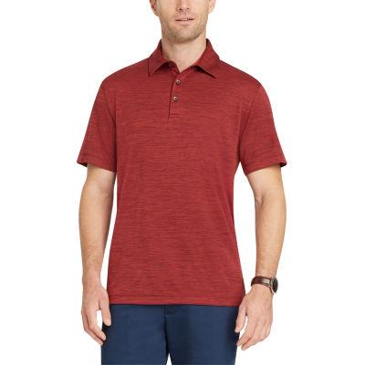 Van Heusen Mens Cooling Short Sleeve Polo Shirt