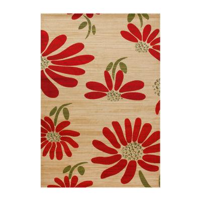 Art Carpet Antigua Spring Daisy Woven Rectangular Runner