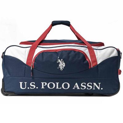 Us Polo Assn. Duffel Wheeled Duffel