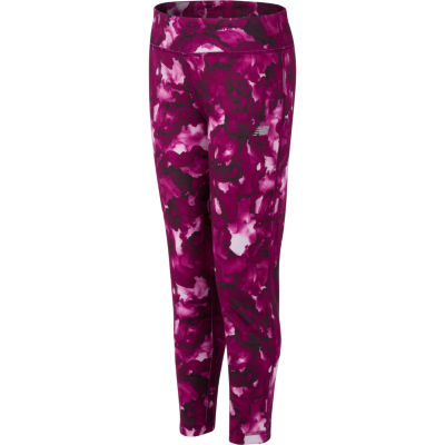 New Balance Jersey Leggings - Preschool Girls
