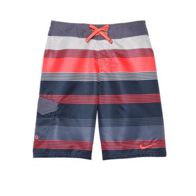 """Nike 9"""" Boardshort Swim Trunks - Boys 8-20"""
