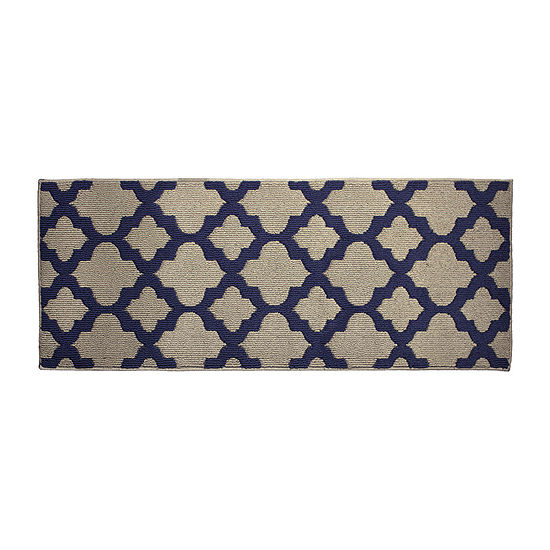 Jean Pierre All Loop Alessandra Decorative Textured Rectangular Accent Rug