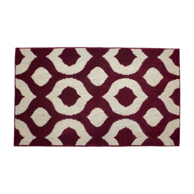 Jean Pierre Cut and Loop Lovie Textured DecorativeRectangular Accent Rug Barn