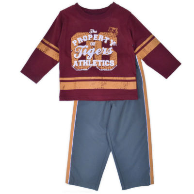 2-pc. Pant Set Toddler Boys