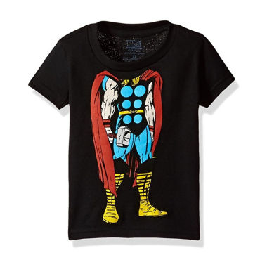 Toddler Boys Marvel Thor Graphic T-Shirt