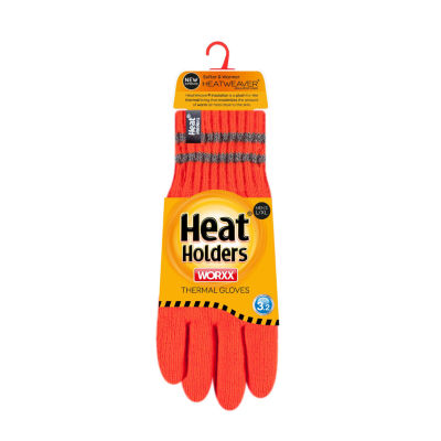 Heat Holders  Knit Cold Weather Gloves