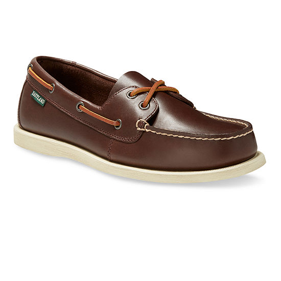 Eastland Mens Seaquest Lace-up Boat Shoes