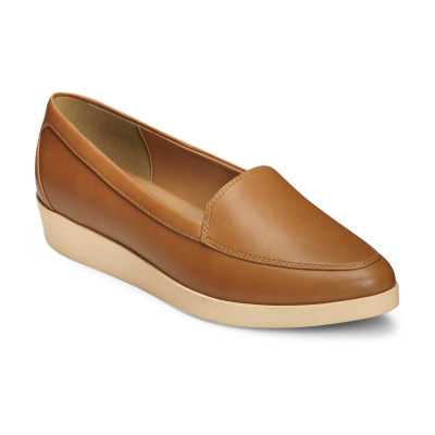 A2 by Aerosoles Womens Clever Loafers Slip-on Round Toe