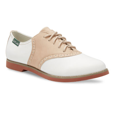 Eastland Womens Sadie Oxford Round Toe Lace-up Shoes