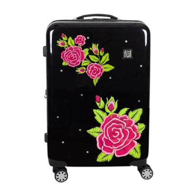"Ful Rose Hardside Lightweight 29"" Luggage"