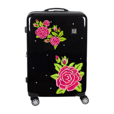 "Ful Rose Hardside Lightweight 25"" Luggage"