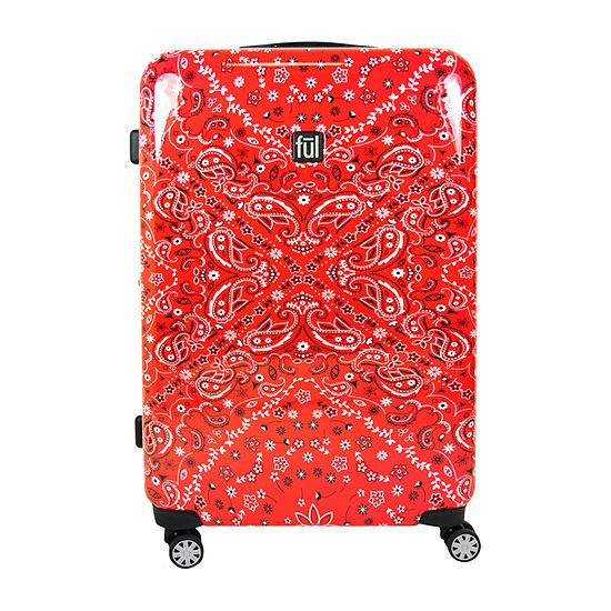 """Ful Bandana Hardside Lightweight 25"""" Luggage"""
