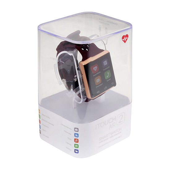 Itouch Air 2 Heart Rate Unisex Multicolor Smart Watch-Ita34601r932-Mbk