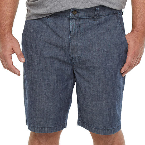 The Foundry Big & Tall Supply Co. Mens Chino Short-Big and Tall