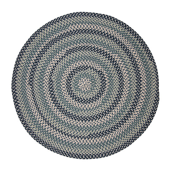 Colonial Mills Traditions Braided Round Reversible Indoor Rugs