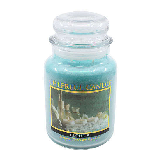 A Cheerful Giver 24oz Cloud 9 Jar Candle