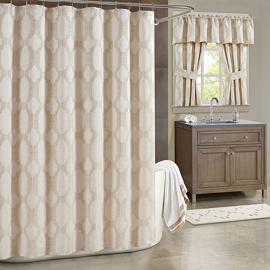 Queen Street Sussex Shower Curtain