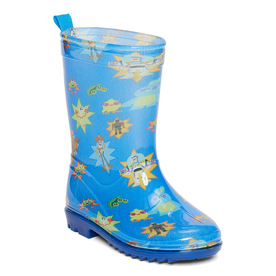 Disney Collection Little Kid/Big Kid Boys Toy Story Rain Boots