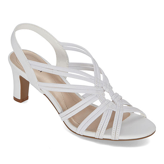 east 5th Womens Niniva Heeled Sandals