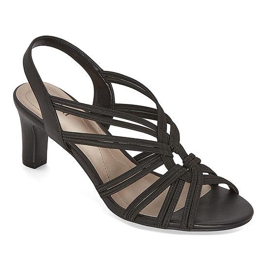 east 5th Womens Niniva Heeled Sandals
