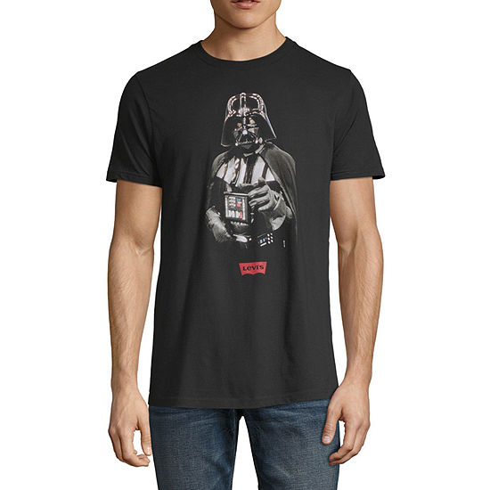 Levi's® Men's Star Wars Collab Crew Neck Short Sleeve T-Shirt