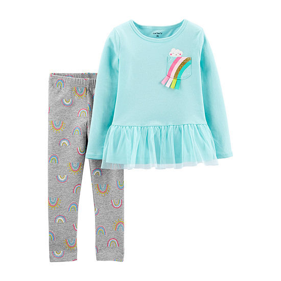 Carter's Toddler Girls 2-pc. Legging Set