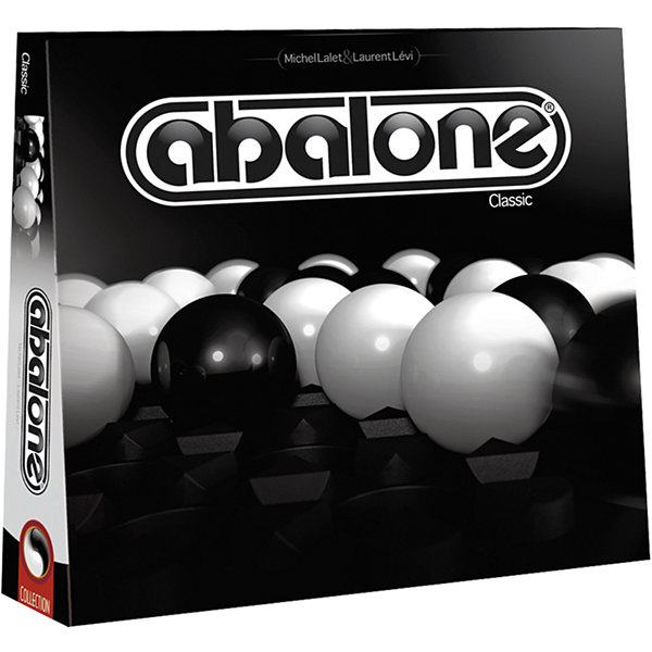 Abalone Puzzle Game