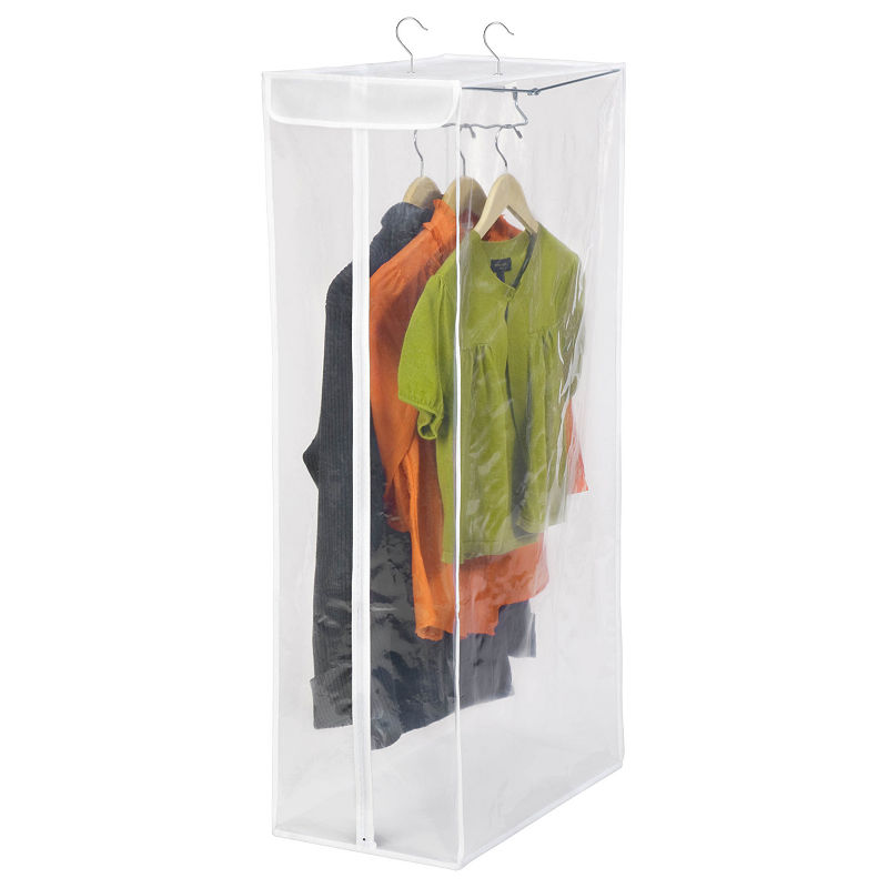 Honey-Can-Do Short PEVA Garment Bag