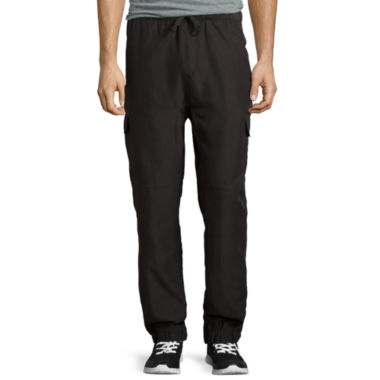 Burnside® Microfiber Jogger Pants
