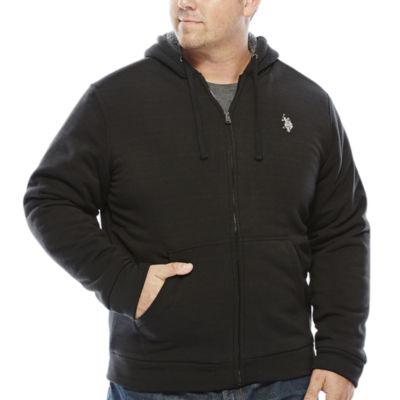 U.S. Polo Assn.® Full-Zip Hoodie - Big & Tall