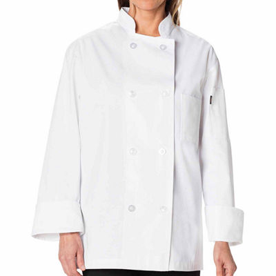 Dickies Unisex Classic Chef 8 Button Coat-Big