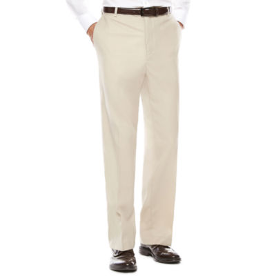 Stafford® Travel Luxury Comfort Pants