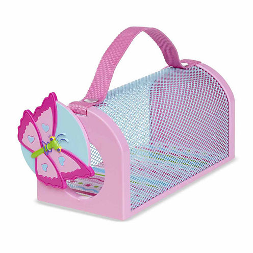 Melissa & Doug® Cutie Pie Butterfly Bug House