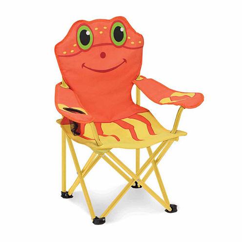 Melissa & Doug® Clicker Crab Chair