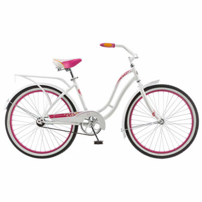 "Schwinn Huntington 24"" Girls Cruiser Bike"