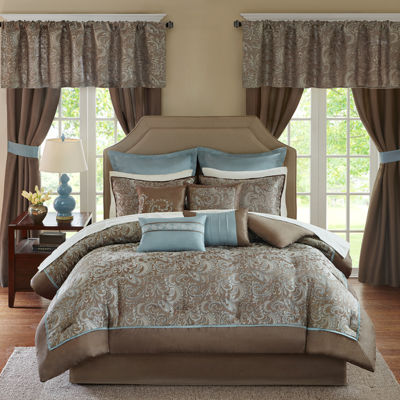 Madison Park Essentials Cadence Comforter Set