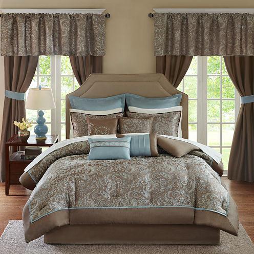 Cadence 24-pc. Comforter Set