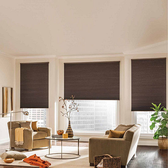 "Bali® DiamondCell Custom Legacy Cordless Blackout ⅜"" Cellular Shade"